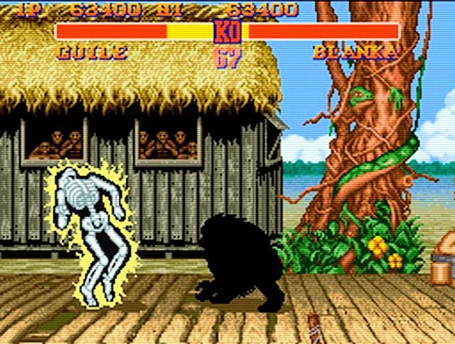 Super Famicom - Street Fighter II Img 02